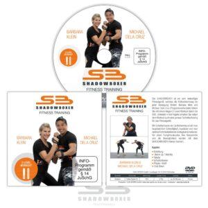 Shadowboxer Trainings-DVD mit Barbara Klein